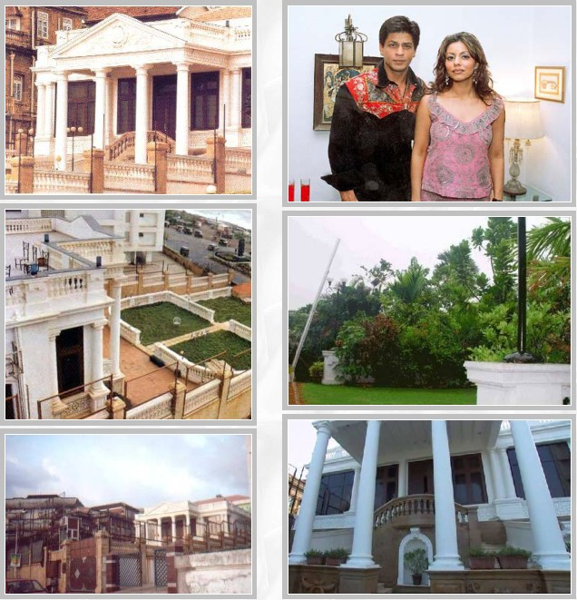 images of salman khan house. KHAN House(Mannat) Outside