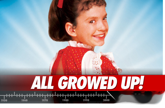do you remember tiffany brissette vicki of small wonder the tinsel town. Black Bedroom Furniture Sets. Home Design Ideas